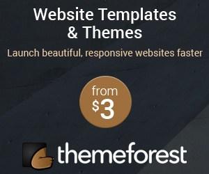 Themeforest ad